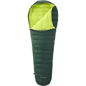 Y by Nordisk Tension Mummy 500 Sleeping Bag M, negro/verde